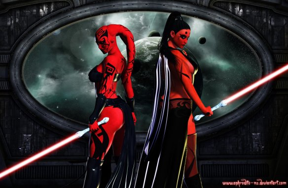 Darth_Talon_and_Darth_Maladi_by_Aphrodite_NS
