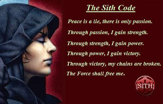 The_Sith_Code